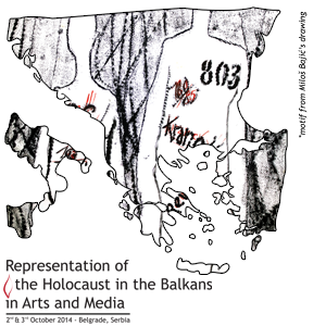Agenda for the Conference Representation of the Holocaust in the Balkans in Arts and Media
