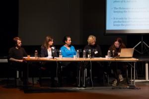 Paneli na konferenciji
