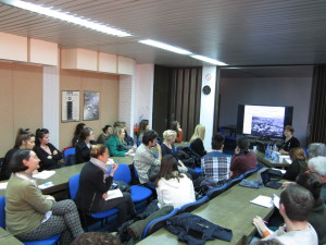 Medijska arheologija - Sesija